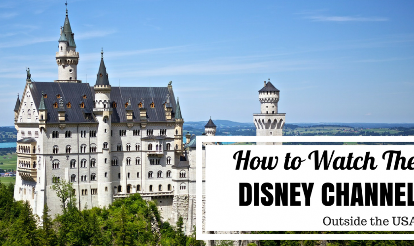 How To Watch The Disney Channel Overseas