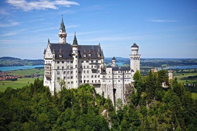 disney castle in germany