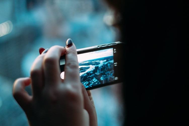 exif data smartphone