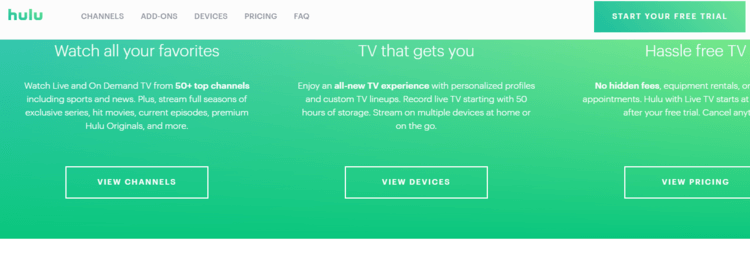 hulu working via unlocator smart dns