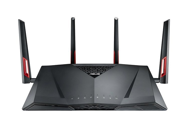 ASUS RT-AC88U Wireless-AC3100 review